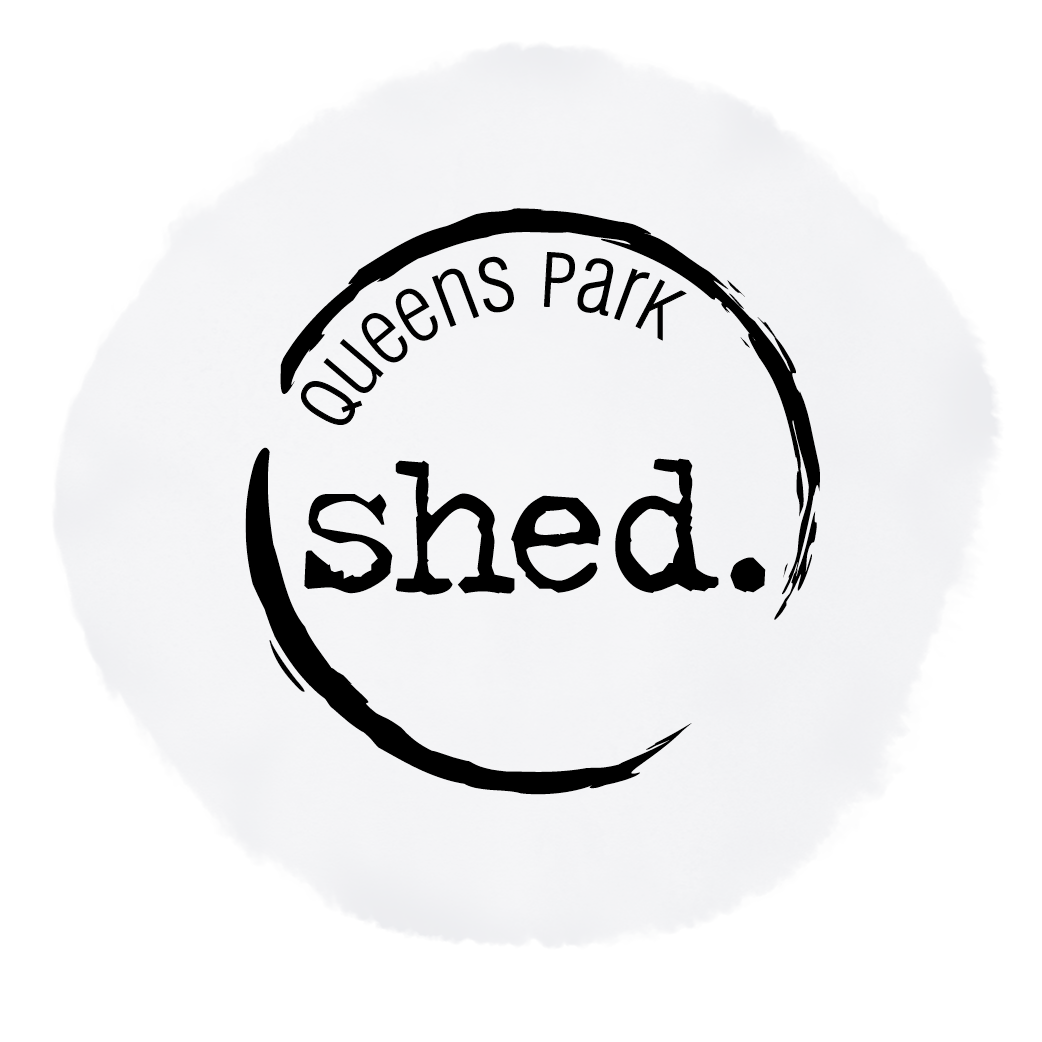Queens Park Shed logo